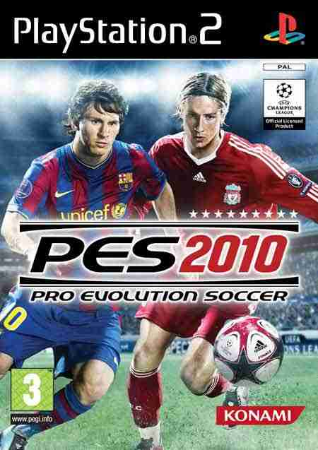 Descargar Pro Evolution Soccer 2010 [MULTI2] por Torrent